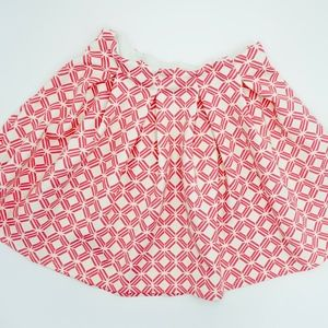 Hollister High Waist Mini Circle Skirt